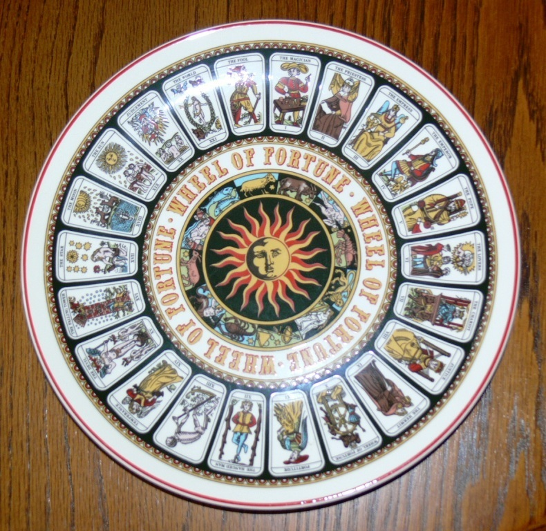 Wedgwood plate Wheel of Fortune00.JPG